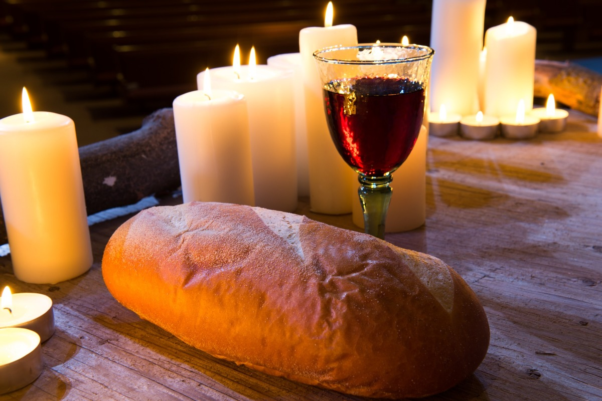 Do This in Re-Membrance of Me (Maundy Thursday)